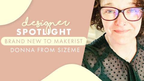 An interview with pattern designer Size Me