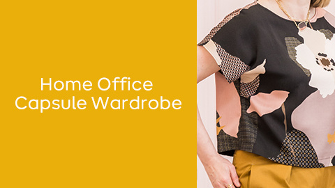 Home Office Capsule Wardrobe
