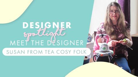 An interview with pattern designer Susan Cowper