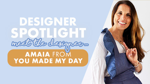An interview with pattern designer Amaia