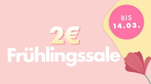 2 € Frühlingssale mit über 18.000 Anleitungen