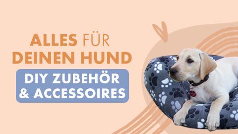 DIY Hundezubehör & Accessoires