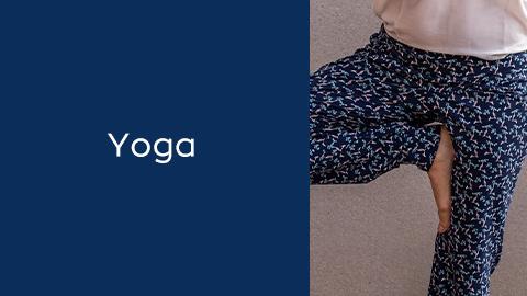 Alles rund um Yoga