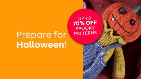 Prepare for halloween sale