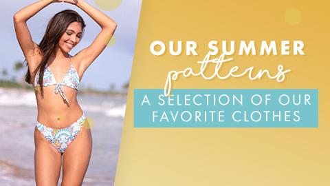 Summer Essentials patterns