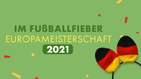 Fußballsaison - unsere schönsten Anleitungen