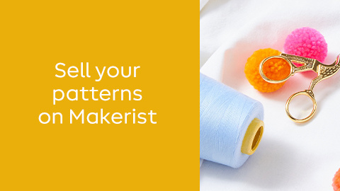 Sell Your Patterns On Makerist