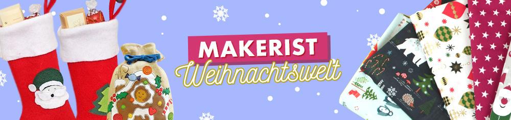 Makerist Weihnachtswelt