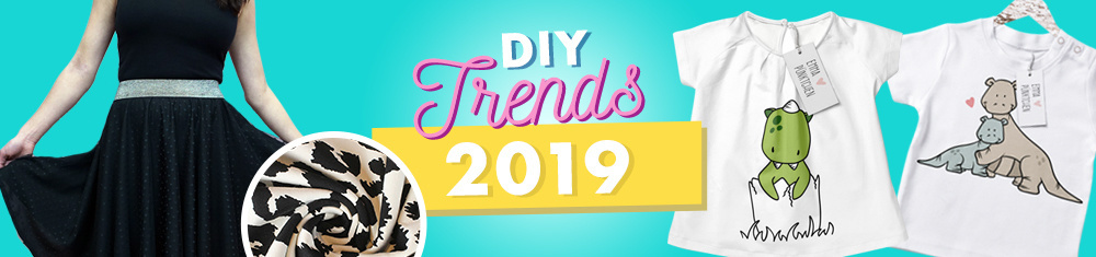 DIY Trends 2019 - Voller Kreativität ins neue Jahr