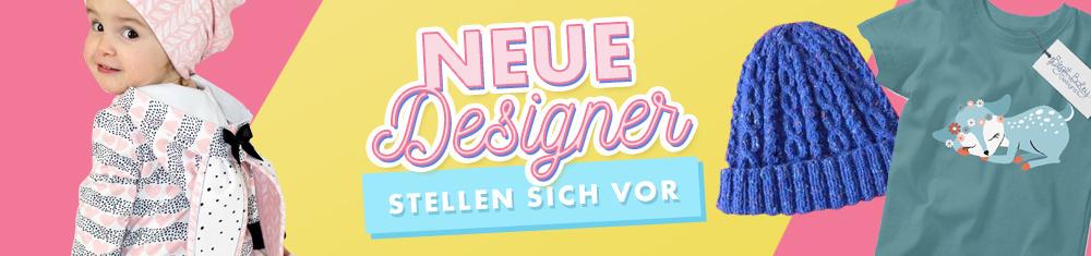 Neue Designer stellen sich vor