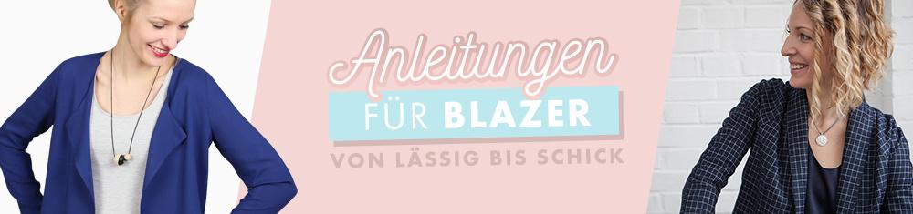 Schicke Anleitungen für Blazer