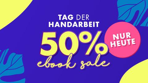 Tag der Handarbeit - Ebooks -50%