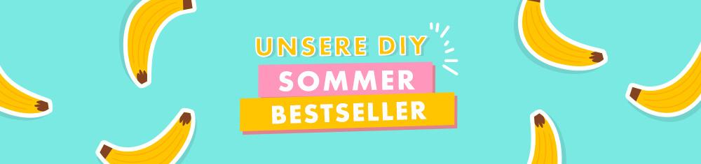 Unsere DIY Bestseller dieses Sommers (Anleitungen, Schnittmuster, Plotterdateien)
