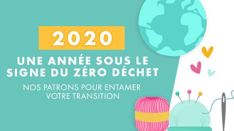 2020 : une année sous le signe du zéro déchet !