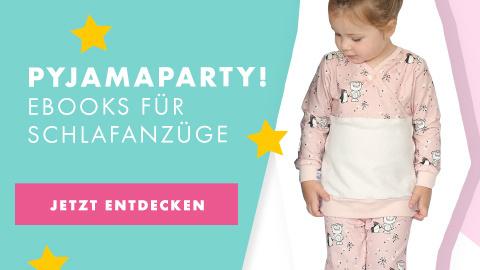 Pyjamaparty - Ebooks für Schlafanzüge
