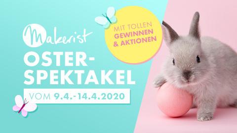 Makerist Osterspektakel 2020