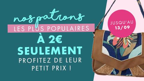 Vente à 2€ : vos créatrices et créateurs favoris participent !
