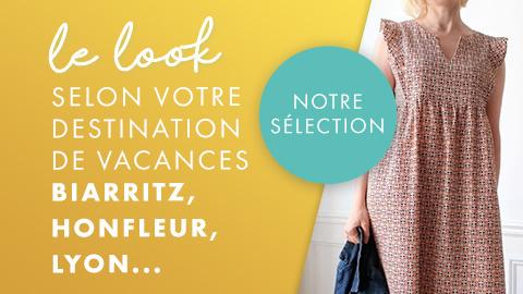 Inspiration : votre look estival selon votre destination de vacances !