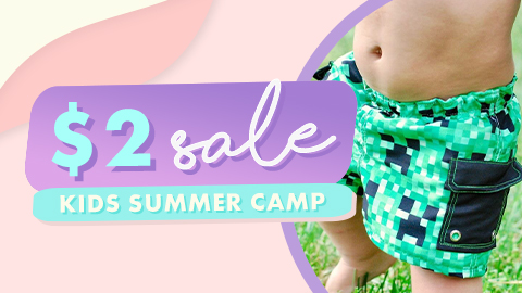 Kids Summer Camp Outfits - $2 Sale