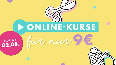 DIY Liebe - Online-Kurse für nur 9 € schnappen