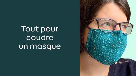 Coudre votre masque de protection avec Makerist  !