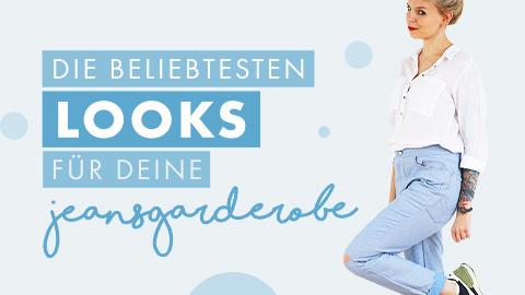 Alles aus Denim: Anleitungen für Jeanskleidung