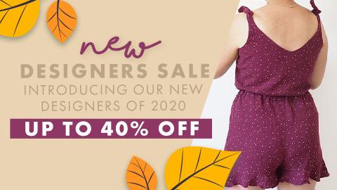 New Designers Sale