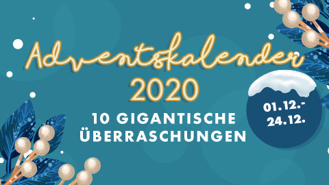 Der große Makerist Adventskalender 2020