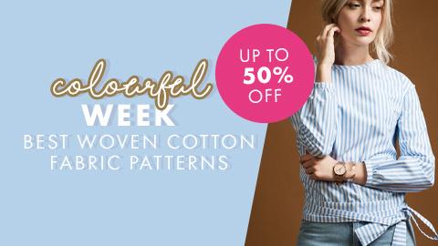 Best Woven Cotton Patterns