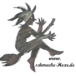 Schmucke Hexe
