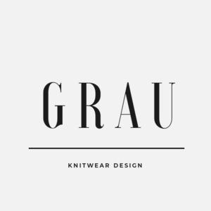 GRAU knitwear design