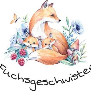 Fuchsgeschwister