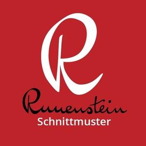 Runenstein Schnittmuster