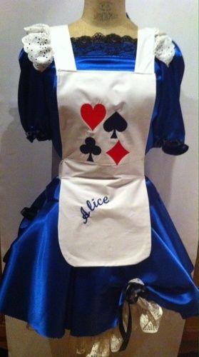Makerist - Alice au pays des merveilles - Créations de couture - 1
