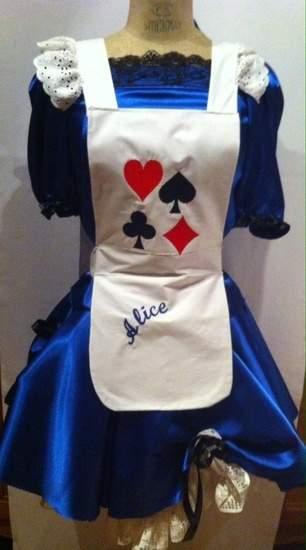 Makerist - Alice au pays des merveilles - 1
