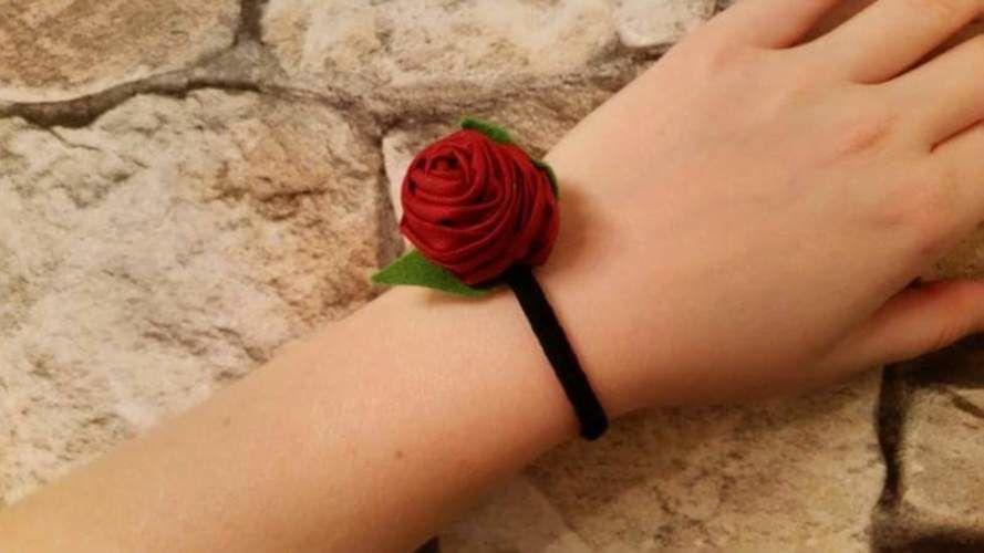 Makerist - Haarschmuck aus Stoff für kleine Damen  - DIY-Projekte - 2