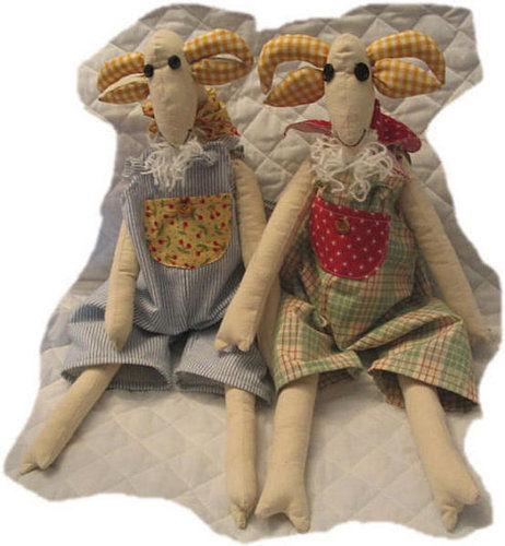 Makerist - Biquets de Pâques - Créations de couture - 1