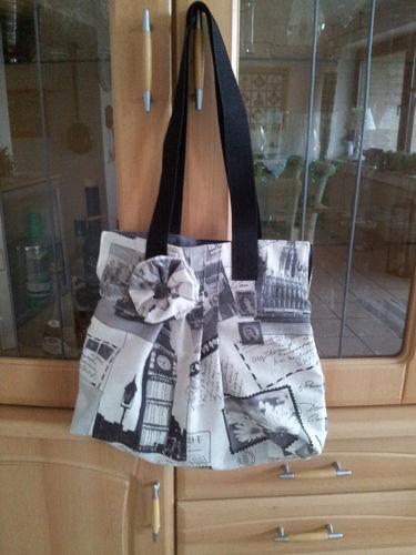Makerist -  - London - Beutel Tasche - Nähprojekte - 1