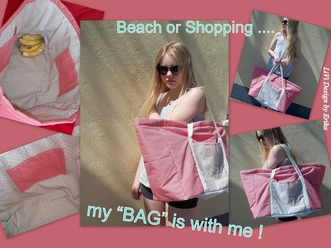 Makerist - Beachbag  - Nähprojekte - 1