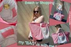 Makerist - Beachbag  - 1