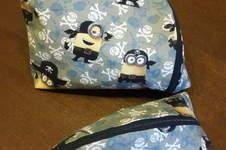 Makerist - Kulturtasche und Schminktasche - 1