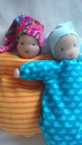 Makerist - Stoffpüppis und Greiflinge für Babys - Nähprojekte - 2