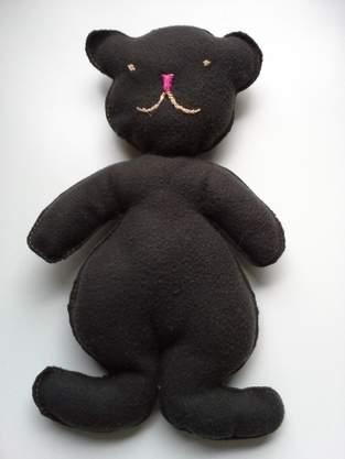 Makerist - Knuddel-Teddy - 1