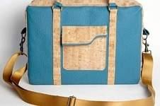 Makerist - Design Award Kork: Laptoptasche aus Korkstoff - 1
