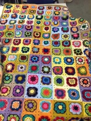 Noch eine Decke