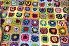 Makerist - Noch eine Decke - 1