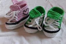 Makerist - Baby-Chucks - 1