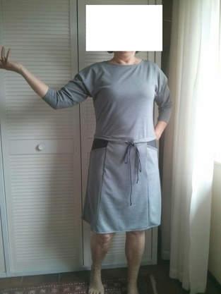 Kleid Carol