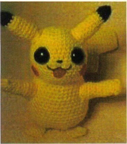 "Makerist - Amigurumi "" Pikachu"" - Häkelprojekte - 1"