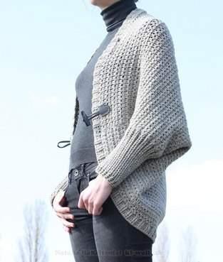 Makerist - Cardigan - 1
